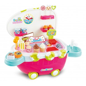 Jeronimo Sweet Shop 3in1 - Pink
