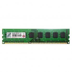 Transcend JetRam 8GB 240-Pin DDR3 SDRAM DDR3 1600 Desktop Memory Model JM1600KLH-8G