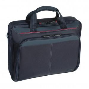 Targus CN31 15'' - 16'' Classic Clamshell Laptop Case - Black