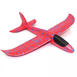 Foam Glider Plane - Red