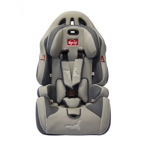 Fine Living Car Seat - Beige/Grey