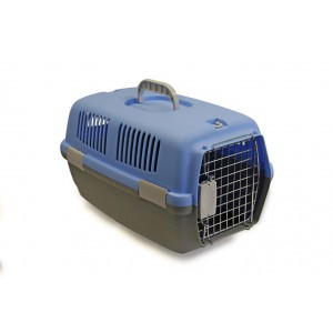 Rex - Pet Travel Case - Small -Blue