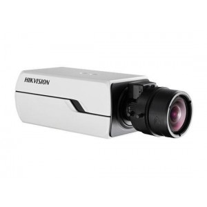 Hikvision DS-2CD4085F-A Box Camera, 4K/8MP, H264, Day/Night, PoE/12VDC