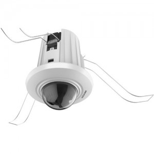 Hikvision DS-2CD2E10F 1.3MP Recessed Mount Network Dome Camera with 4mm Fixed Lens