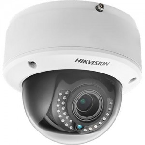 Hikvision DS-2CD4165F-IZ 6MP HD IR Smart D/N Indoor Dome Network Camera with 2.8 to 12mm Motorized Lens