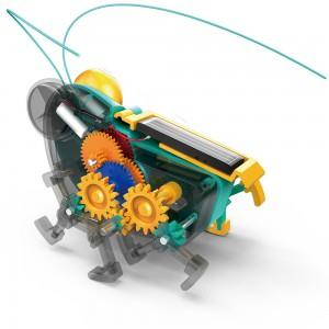 Solar Robot Cricket