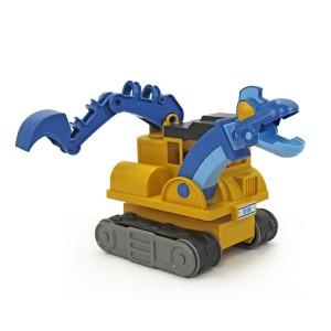 Jeronimo - Large Dino Truck - Navy