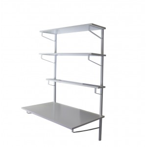 Fine Living - Franklin Desk Shelf Wall Unit