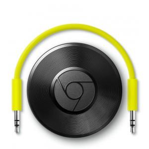 2015 Google Chromecast AUDIO Digital Media Streamer