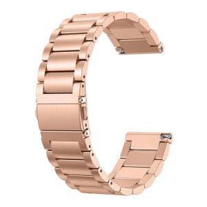 Fitbit Versa Stainless Steel Strap-Rose Gold