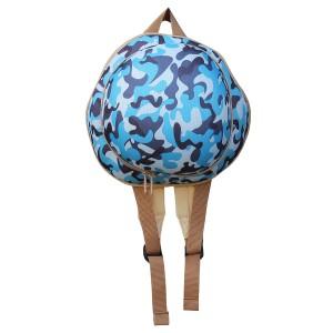 Backpack Helmet  - Blue