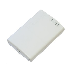 MikroTik RB750PPBr2 Outdoor 5xFE PoE Out