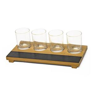 Beer Tasting Set - Chalkboard