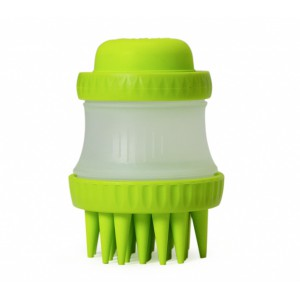 Silicone Dog Washer - Green