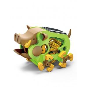 Solar Robot Wild Boar