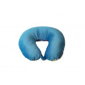 Medoodi Neck Cushion-Unicorn Ice-creams-Light Blue