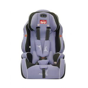 Fine Living Car Seat - Light Blue/Black