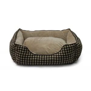 Rex - Foxly Dog Bed - Tartan