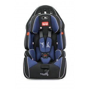 Fine Living 8000532 Car Seat - Navy/Black