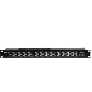 12 Port Gigabit Passive PoE Injector