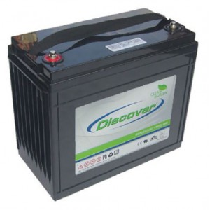 Discover EV512A-150 Traction Dry Cell 150Ah Battery