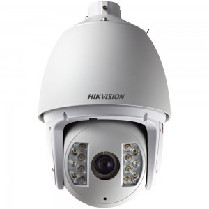"Hikvision ""Smart Line"" 1.3-MegaPixel 20x Zoom 150M Infra-red Network PTZ Camera"