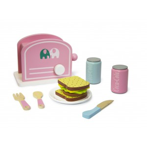 Jeronimo -Wooden Lunch Playset