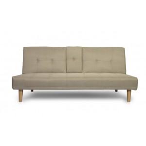 Fine Living - Isle Couch/Sleeper - Beige