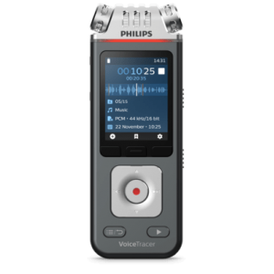 Philips DVT 6110 VoiceTracer Audio Recorder