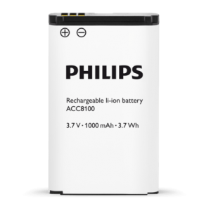 Philips ACC 8100 Lithium Ion Battery for DPM 8000 Series