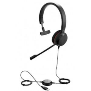 Jabra Evolve 30 MS Mono USB Microphone