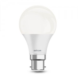 Astrum AA07B22W 7W Warm White Bayonet LED Light Bulb - Single Pack