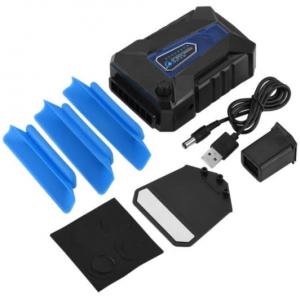 Vacuum Suction Laptop Cooler