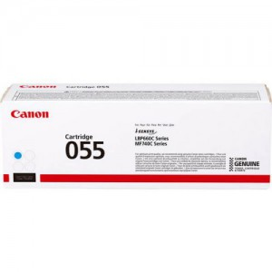 Canon 055 Cyan Toner Cartridge