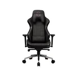 Cooler Master Caliber X1 Premium Gaming Chair - Black and Purple