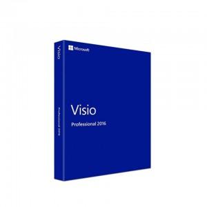 Visio Professional 2016 - FPP - 32/64-Bit DVD