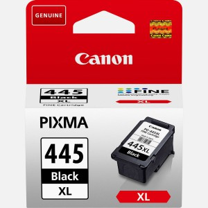 Canon PG-445 XL Black Cartridge with yield of 400 pages