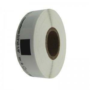 Generic Brother DK1204 Standard Address Labels 17mm × 54mm
