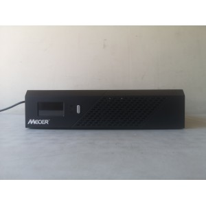 Mecer 2400VA (1440W) Inverter Battery Charger (UPS) - Intelligent Fan (Optional Solar Charge Controller) Used, Good Condition(Minor Scratches)