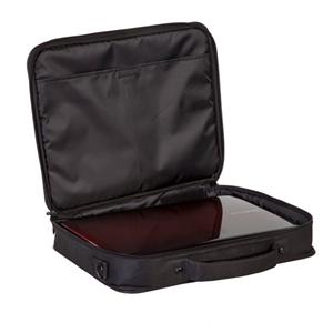 Business Executive Hard Shell Case Nylon Fits 15.6 Notebooks 41.5 x 9 x 32.5cm LTD