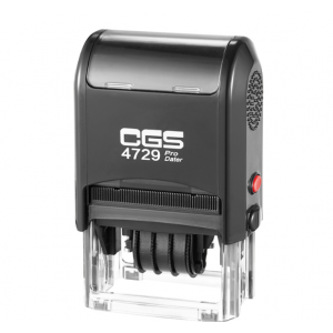 CGS Dater Self-inking Stamp