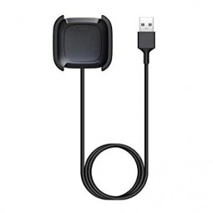 1M Replacement USB Charging Cable for Fitbit Versa 2