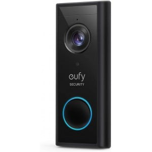 Eufy Security Wireless Add-on Video Doorbell with 2K Resolution