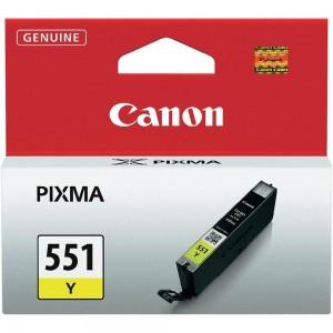 Canon CLI-471 Yellow Cartridge