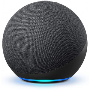 All-new Echo 4th Gen Smart Home Hub with Premium Sound