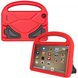 Kindle Fire HD 10 Shock/drop Proof Kid Friendly Case Cover