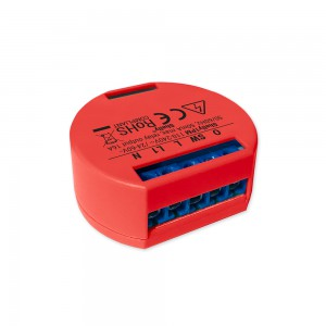 Shelly 1PM WiFi-operated Relay Switch