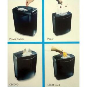 NEAT FREAK Utility Shredder - Security Level 3
