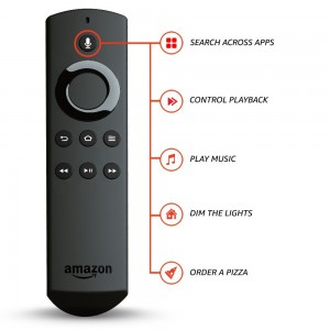 Amazon All-New Fire TV Stick with Alexa Voice Remote