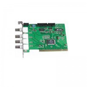 Securnix L-104 PCI, DVR 4CH,25/30 FPS, PICO 2000 - 4 CH Channel Camera Video Capture DVR Security PCI Card